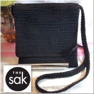 The Sak Crossbody Crochet Bag